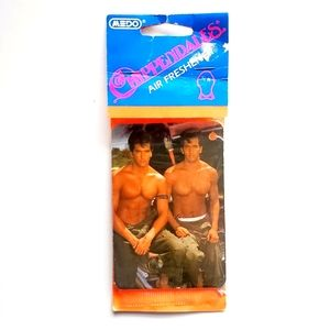 New Vintage Chippendales Air Freshener by Medo